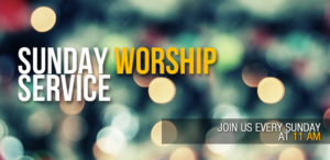 Sunday Morning Worship Service @ Community Church | Buchanan | Virginia | United States